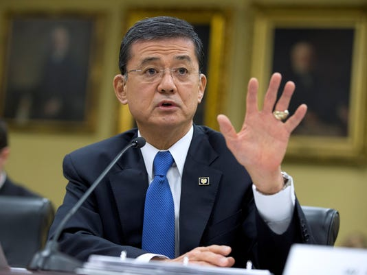 Eric Shinseki VA