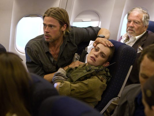 Review: 'World War Z'