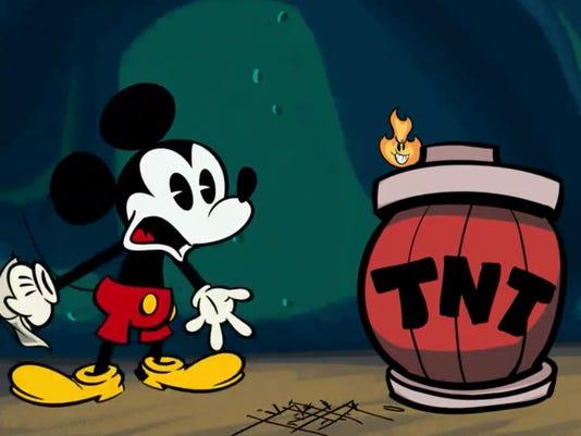 wheres my mickey animation