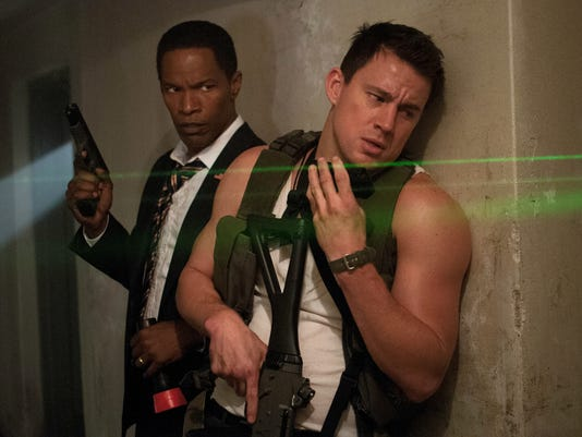 Review: 'White House Down'