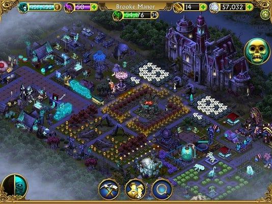 dark manor screenshot 1