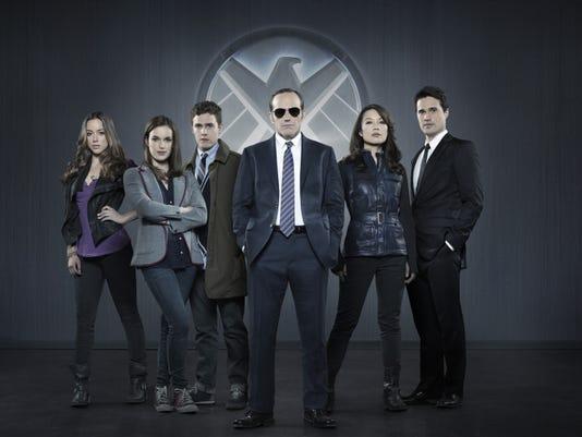 Comic-Con 2013: AGENTS OF S.H.I.E.L.D