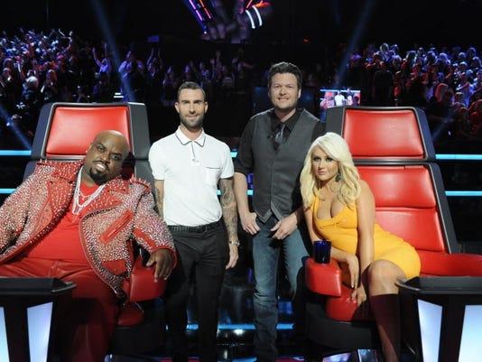 Voice judges