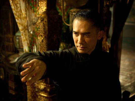 Tony Leung Chiu Wai as Ip Man in 'The Grandmaster;