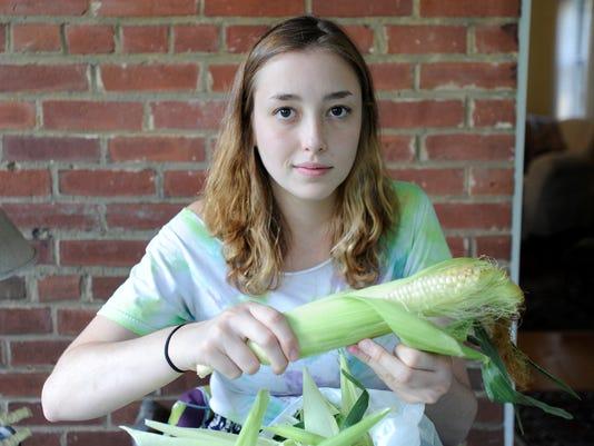 Chloe Menderson peanut allergy
