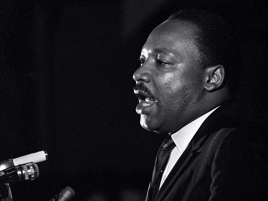 your say 0103 martin luther king