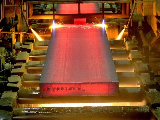 mittal steel slab