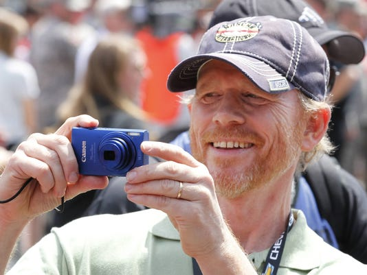 ron howard camera