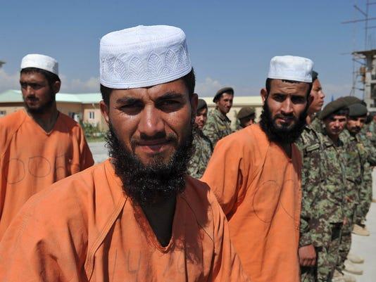 afghanistan bagram prison