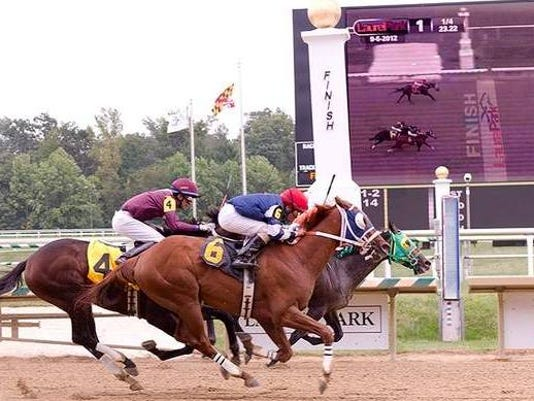 2012-09-10-laurel-park-virtual-finish-line