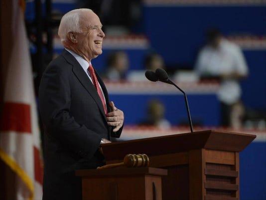 Arizona Sen. John McCain