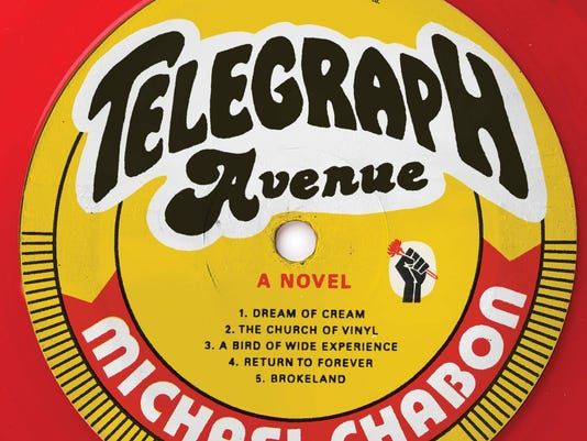 telegraph ave cover
