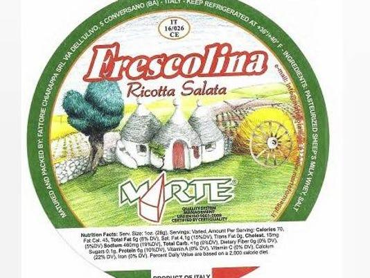 frescolina cheese