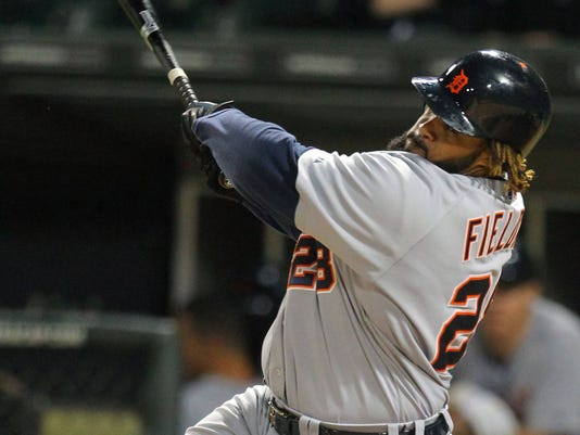 Prince Fielder Tigers