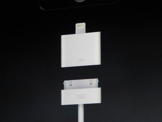 Lightning Cable Icon Apple's Lightning Cable