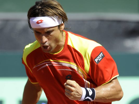 9-14-12 david ferrer beats querrey