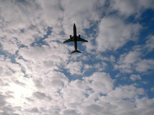 AIRPLANE sky generic