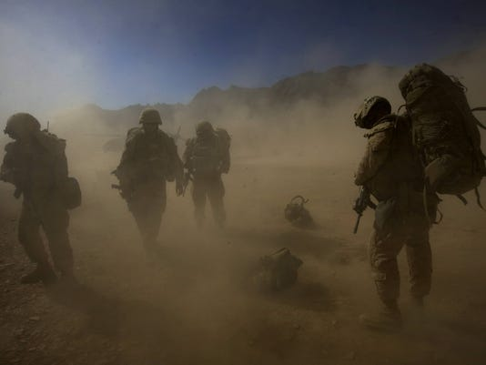 afghan operations