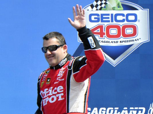 TonyStewart9182012chicago