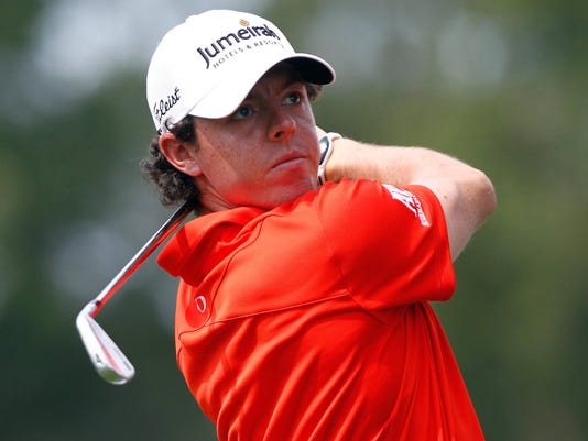 9-19-1 Rory McIlroy Tour Champs