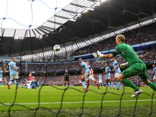 Joe Hart Arsenal