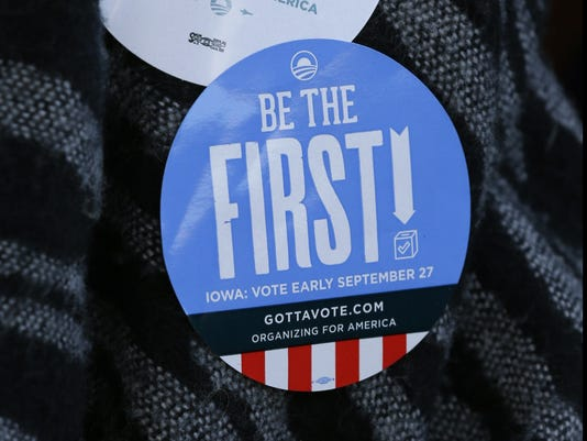 early voting editorial
