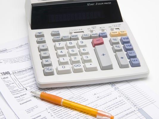 taxes calculate