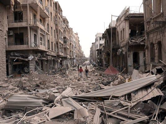 Aleppo syria 1