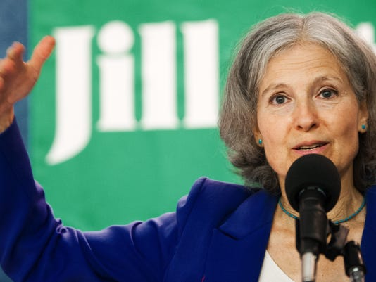Your Say: Jill Stein