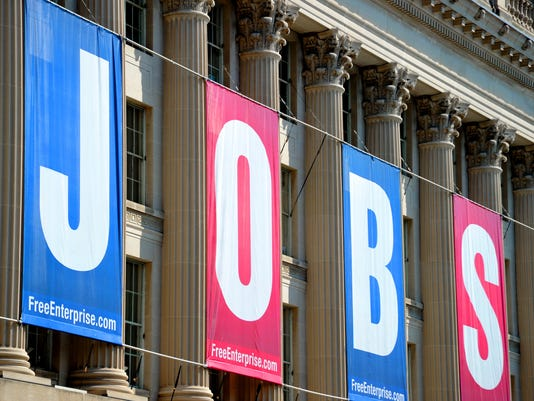 jobs commerce sign