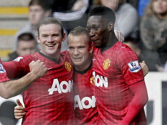 2012-10-07 Manchester United
