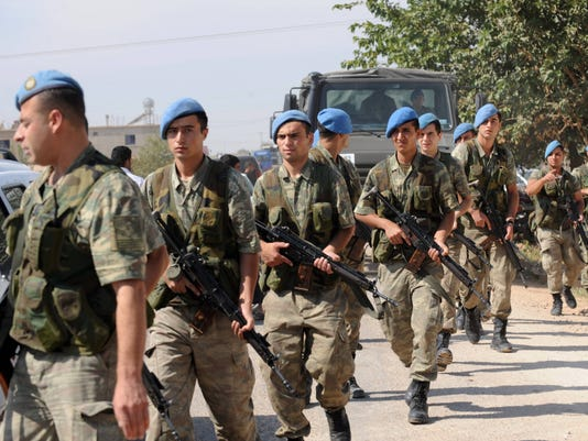 turkey syria troops