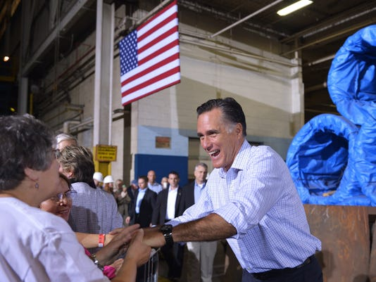Your Say: Romney and female vote