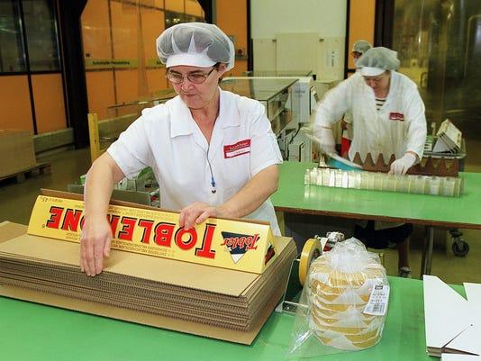 Nobel chocolate