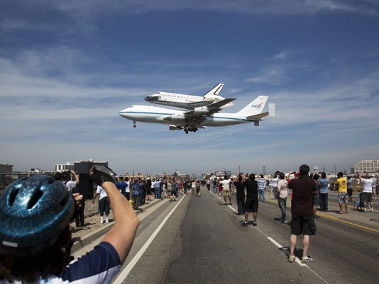 endeavour los angeles