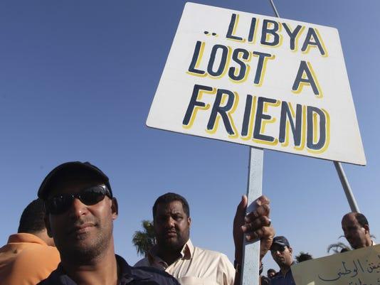 Your Say: Libya