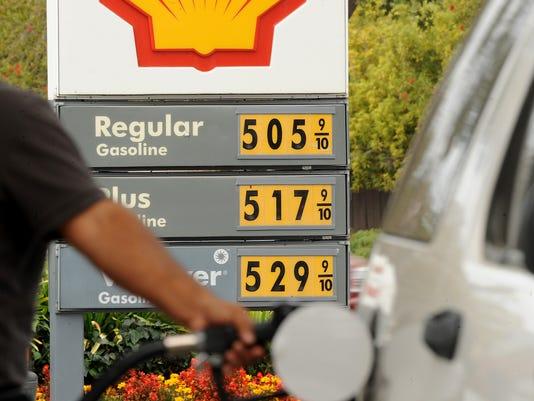 black gas tax