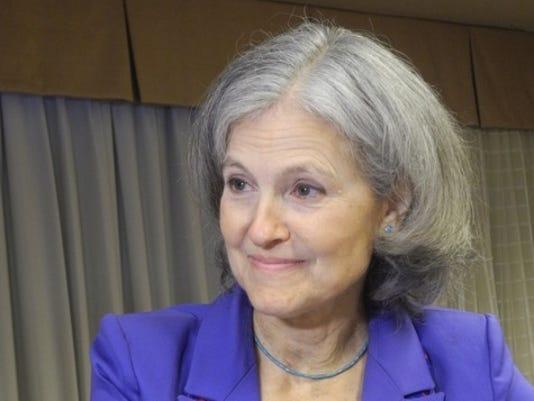 Jill Stein response2