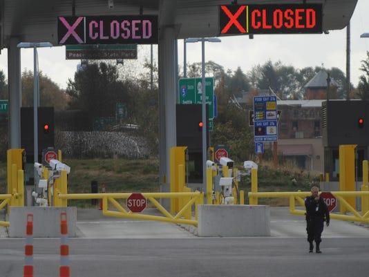 border shooting
