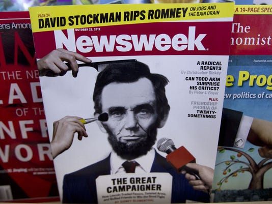 your say newsweek