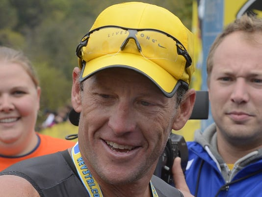 10 19 2012 Lance Armstrong