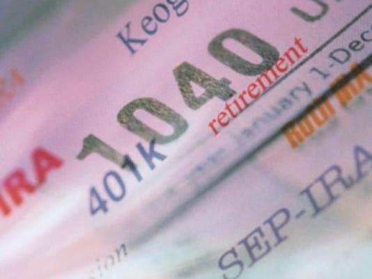 ira taxes retirement