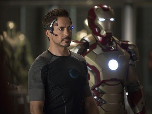 Iron Man 3 first look