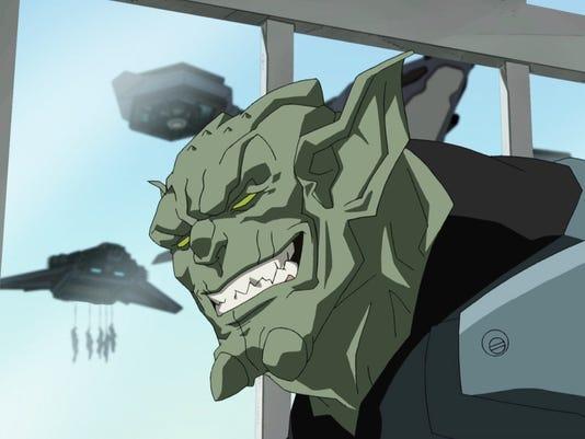 Animated Green Goblin