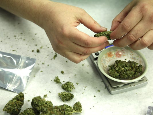 your say marijuana
