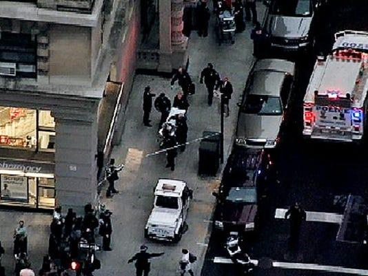 NYC stabbings