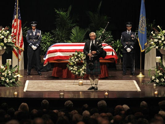 George McGovern funeral