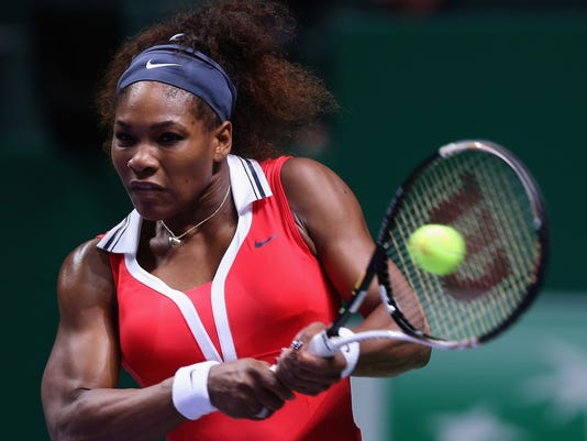 Serena Williams WTA