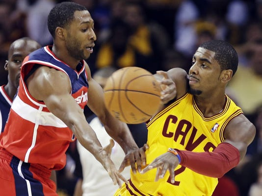 Kyrie Irving, A.J. Price