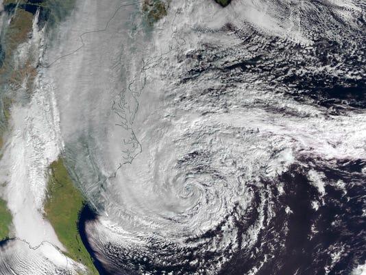 satellite hurricane sandy